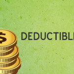 What does deductible mean